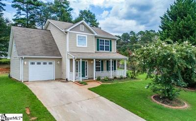 Greer Single Family Home For Sale: 2 Susana