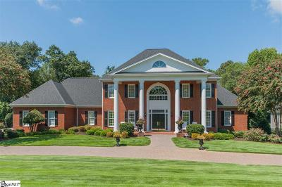 Greenville Single Family Home Contingency Contract: 212 Stonebrook Farm