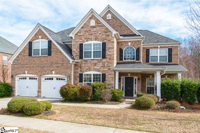 Simpsonville Single Family Home For Sale: 333 Heritage Point