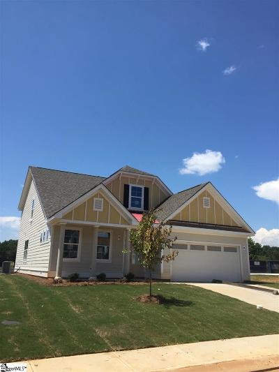 Taylors Single Family Home For Sale: 20 Bishop Lake