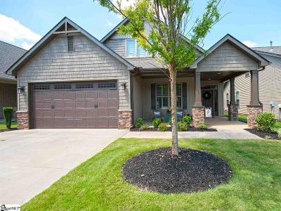 Greer Single Family Home Contingency Contract: 11 Bradstock