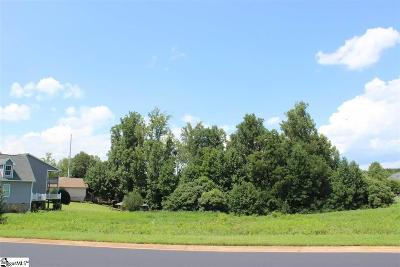 Inman Residential Lots & Land For Sale: 111 Shore Heights
