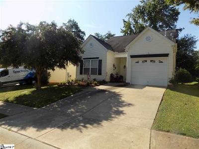 Boiling Springs Single Family Home Contingency Contract: 555 Clairidge