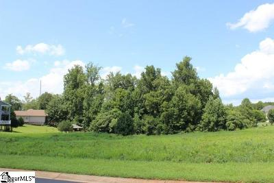 Inman Residential Lots & Land For Sale: 119 Shore Heights
