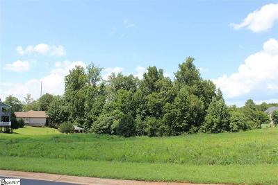 Inman Residential Lots & Land For Sale: 206 Aqua Cove