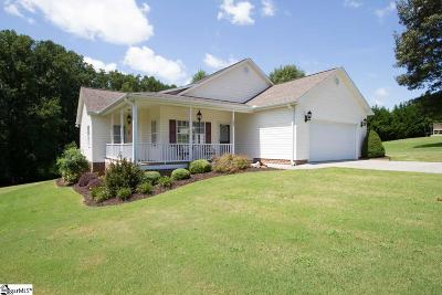 Easley Single Family Home Contingency Contract: 109 Garlington