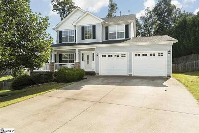 Taylors Single Family Home For Sale: 206 Gold Thread