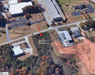 Easley Residential Lots & Land For Sale: Powdersville