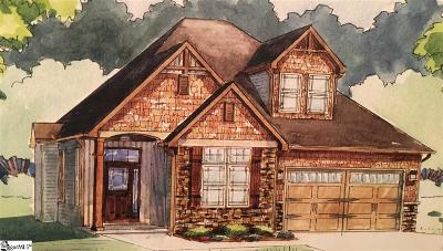 Greenville SC Single Family Home Contingency Contract: $385,740