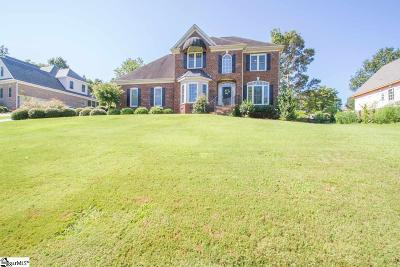 Anderson Single Family Home For Sale: 132 Turnberry