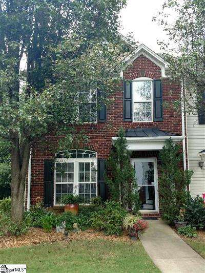 Mauldin Condo/Townhouse For Sale: 422 Canewood