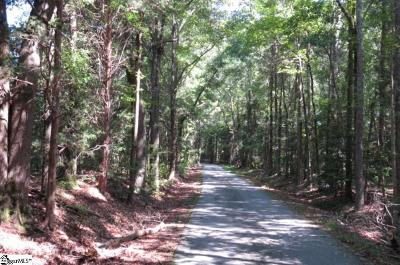 Simpsonville Residential Lots & Land For Sale: Tate Chapman