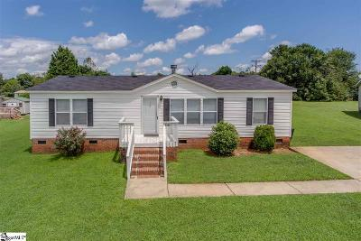 Greer Mobile Home For Sale: 3 Farm Dell