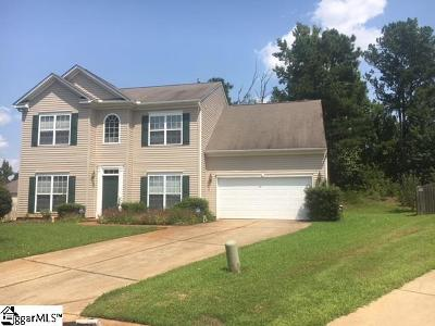 Mauldin Single Family Home For Sale: 5 Friendsplot