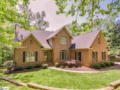Spartanburg Single Family Home For Sale: 388 Pinehurst