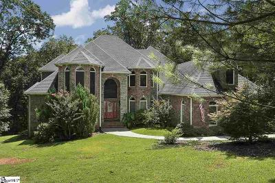 Anderson Single Family Home For Sale: 911 Snug Harbor