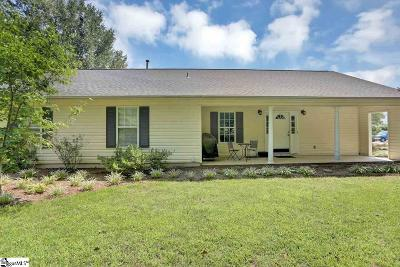 Greenville Single Family Home For Sale: 108 Rosewood