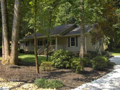 Easley Single Family Home For Sale: 197 Bailey Brown