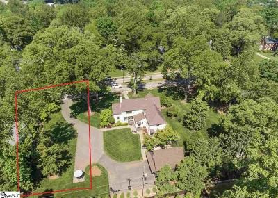 Greenville Residential Lots & Land For Sale: 1724c N Main