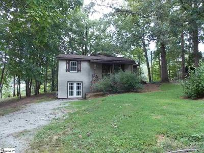 Pickens SC Single Family Home For Sale: $175,000