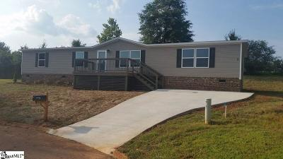 Greenville County Mobile Home For Sale: 9 Langleaf