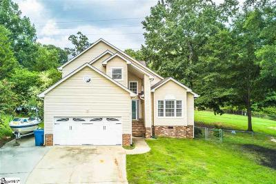 Simpsonville Single Family Home For Sale: 305 Foxworth