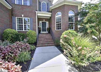 Greenville County Single Family Home For Sale: 223 Little Pond