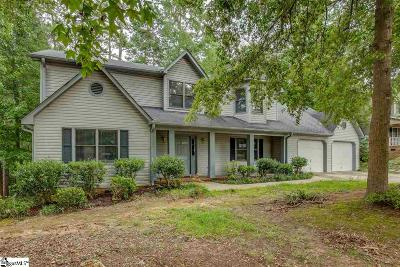 Mauldin Single Family Home Contingency Contract: 7 Lindseybrook