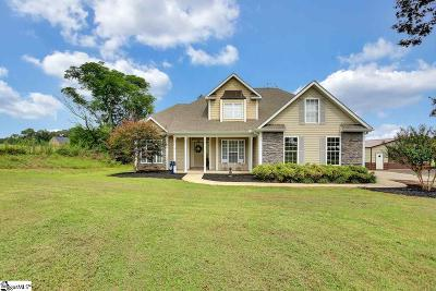 Greer Single Family Home For Sale: 4112 N Highway 14