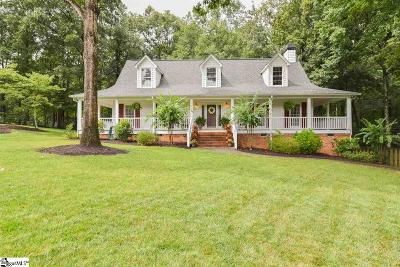 Taylors SC Single Family Home For Sale: $275,000