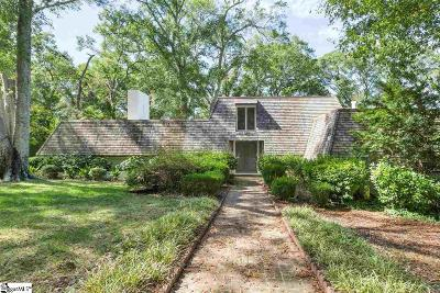 Anderson SC Single Family Home For Sale: $369,900