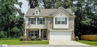 Moore SC Single Family Home For Sale: $179,900