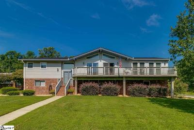 Greenville County Single Family Home For Sale: 2 Buckhorn