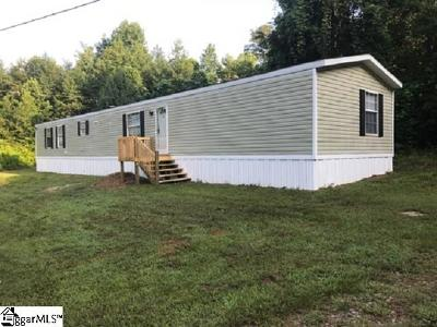 Landrum SC Mobile Home For Sale: $59,900