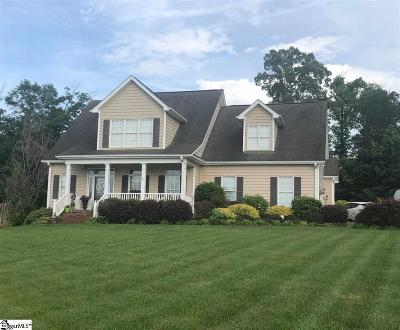 Greer Single Family Home Contingency Contract: 5 Dylan Crest