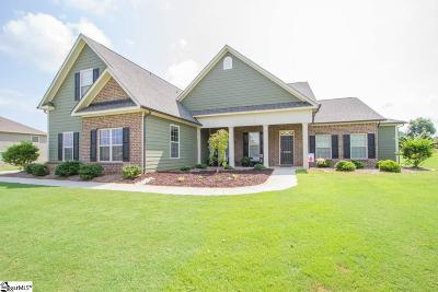 Anderson Single Family Home For Sale: 1000 Hillcrest