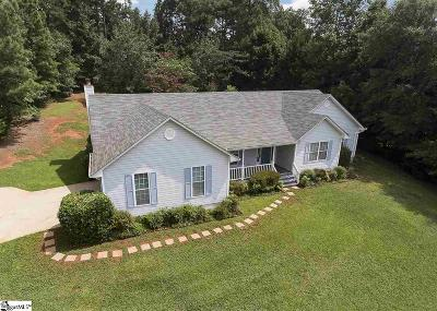Seneca Single Family Home For Sale: 211 Indian Trail