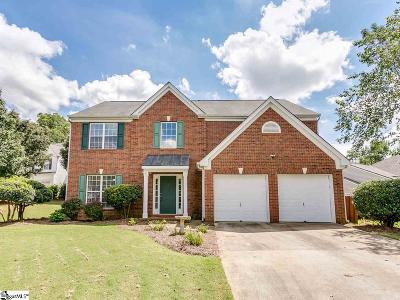 Greenville County Single Family Home For Sale: 101 Stapleford