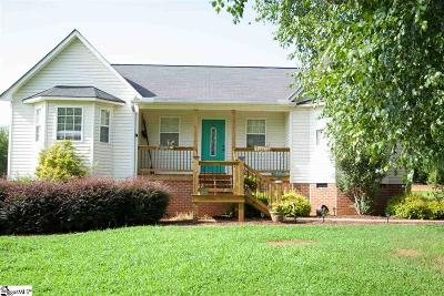 Inman Single Family Home For Sale: 1301 Foster