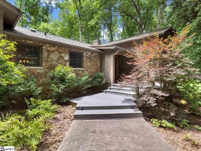 Greenville SC Single Family Home For Sale: $489,500