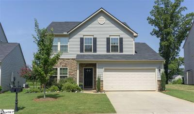 Greenville SC Single Family Home For Sale: $208,000