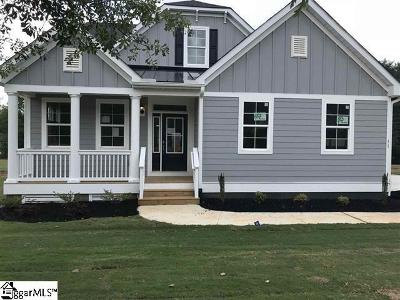 Greenville SC Single Family Home For Sale: $384,990