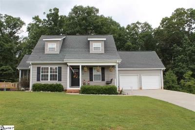 Pickens SC Single Family Home For Sale: $209,000