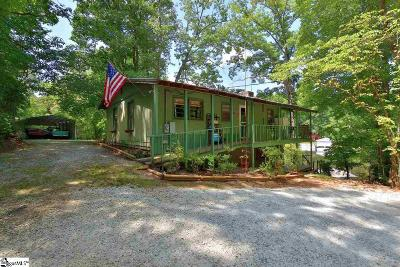 Mountain Rest SC Single Family Home For Sale: $192,250