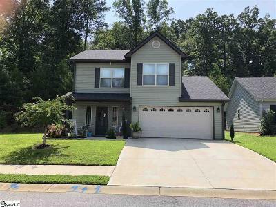 Spartanburg SC Single Family Home For Sale: $143,500