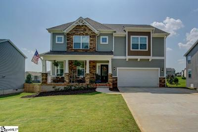 Boiling Springs Single Family Home For Sale: 336 Marble