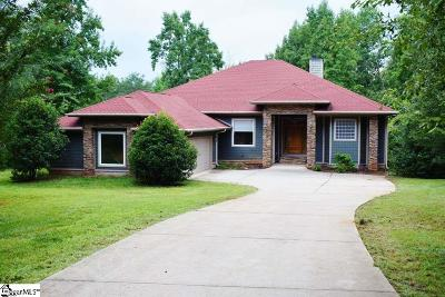 Greer Single Family Home Contingency Contract: 90 William Owens