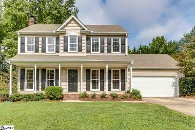 Greenville Single Family Home For Sale: 401 Junaluska