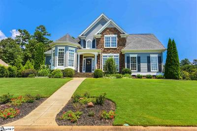 Simpsonville Single Family Home Contingency Contract: 501 Meringer