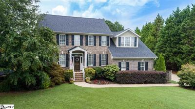 Greer Single Family Home For Sale: 21 Juneberry